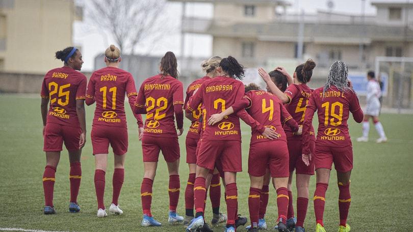 La Roma sfida l'Orobica e vuole i tre punti, Andressa in stato di grazia
