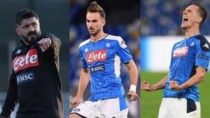 Così giocherà il Napoli di Gattuso con il 4-3-3