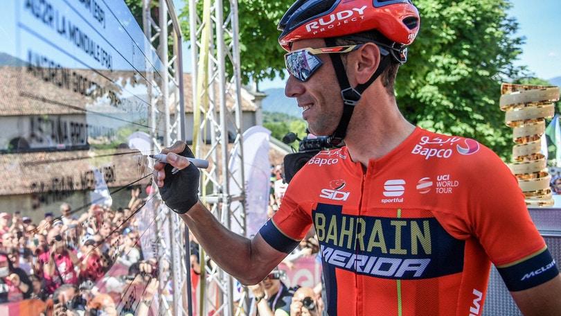 Giro d'Italia, Nibali ufficializza: ci sarà nell'edizione 2020
