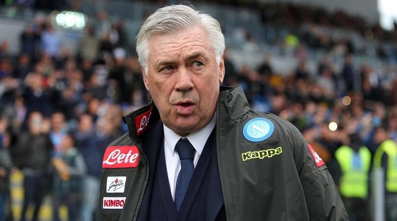 Futuro Ancelotti, dopo il Napoli ci sono due club di Premier League