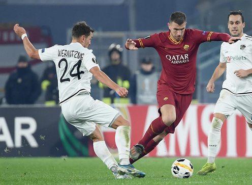 Roma-Wolfsberger 2-2: giallorossi ai sedicesimi di Europa League come secondi