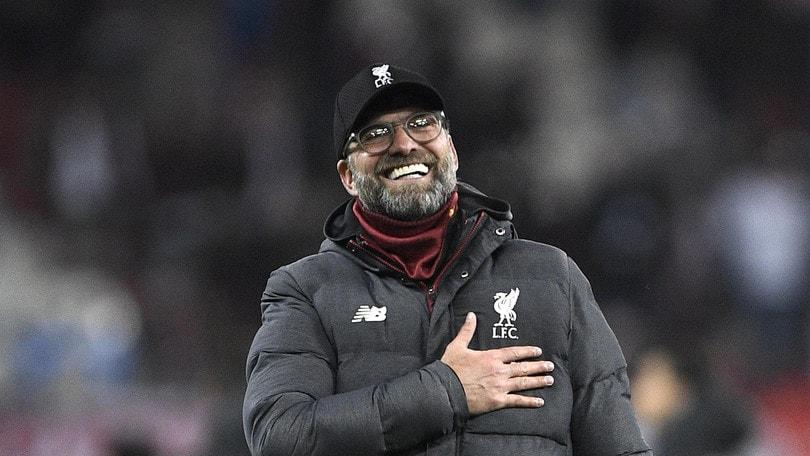 Liverpool, Klopp rinnova fino al 2024