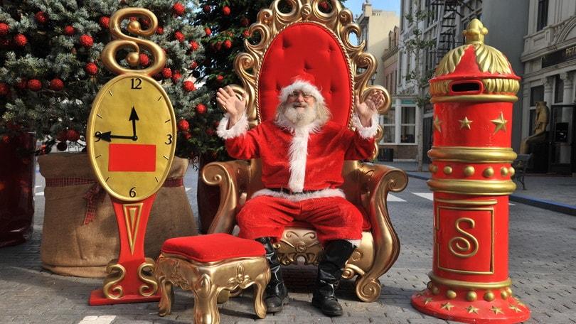 A Cinecittà World è Christmas time