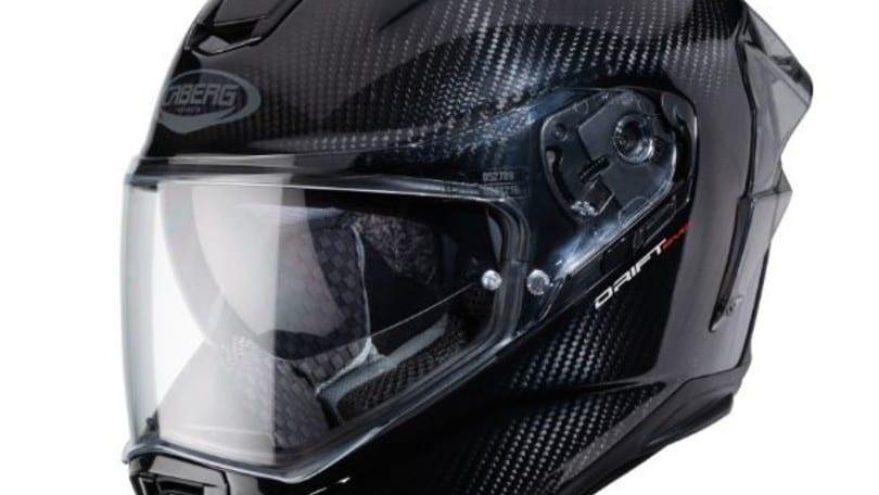 Caberg Drift Evo, il casco sportivo personalizzabile
