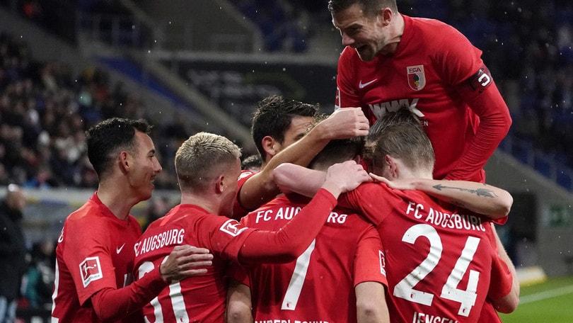 Bundesliga, tonfo dell'Hoffenheim: l'Augusta si impone 4-2