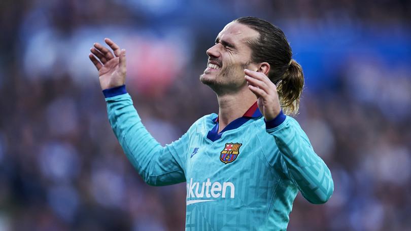 Frenata Barcellona: solo un pari 2-2, ma è bufera sul Var