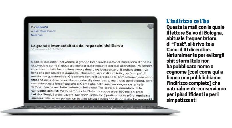Comunicato Inter, tutti esauriti nel calcio italiano