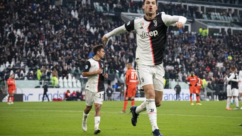 Juventus-Udinese 3-1, il tabellino