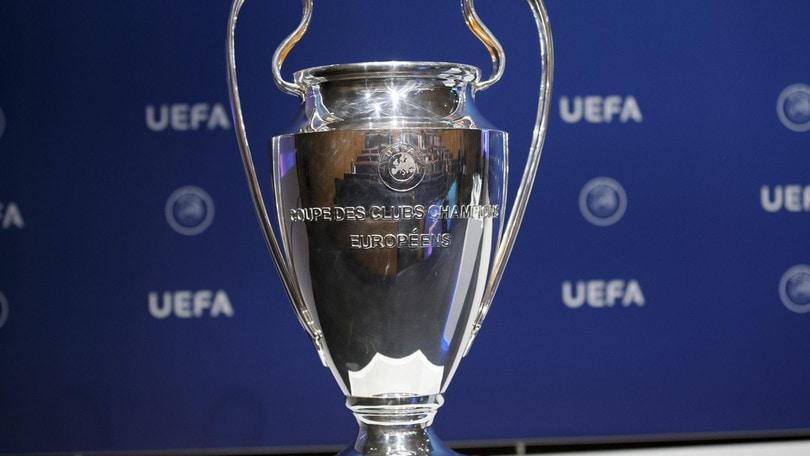 Sorteggi Champions: Lione-Juve, Napoli-Barcellona, Atalanta-Valencia
