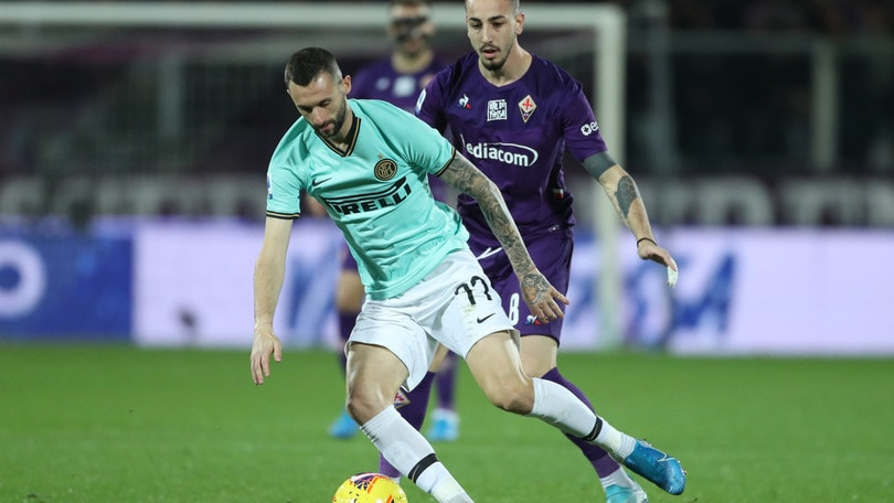 Fiorentina-Inter 1-1, il tabellino