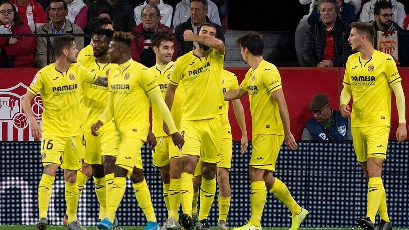 Liga, Raul Albiol ferma il Siviglia di Monchi: vince il Villarreal