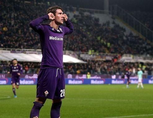 Fiorentina-Inter 1-1: Vlahovic al 92' gela Conte