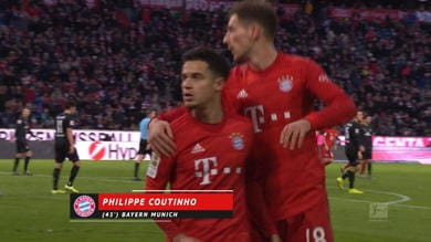 Bayern, che goleada! 6 reti al Werder Brema