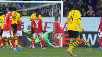 Il Borussia ne rifila 4 al Mainz, gli highlights