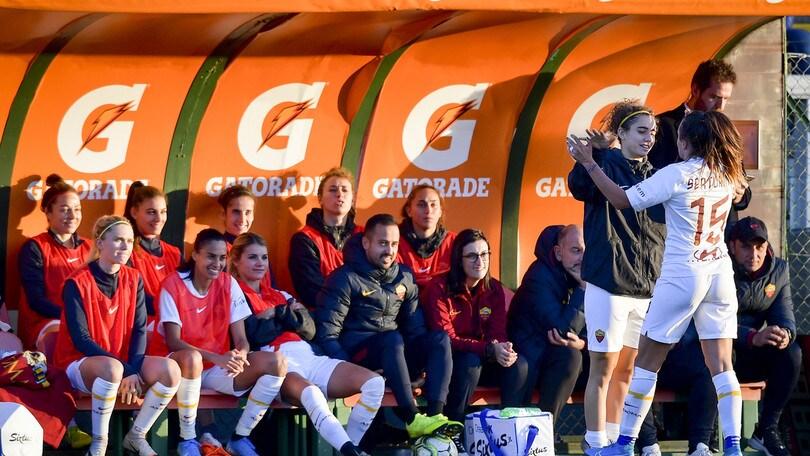 """Terzo posto e quarti di Coppa Italia, Bavagnoli: """"Soddisfatta della mia Roma"""""""""""