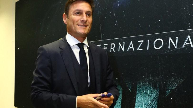 """Inter, Zanetti: """"Europa League? Dobbiamo essere protagonisti"""""""