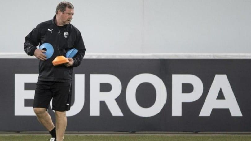 Europa League, il Ludogorets cambia allenatore: ecco Vrba