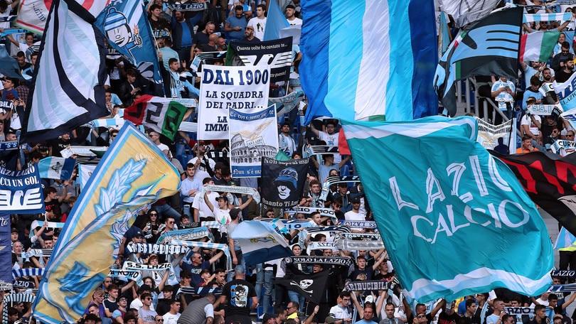 Lazio, foto dei tifosi allo stadio Olimpico: allo studio l'iniziativa