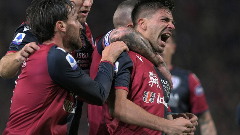 Il Cagliari ha il minor numero di 0-0 in Europa