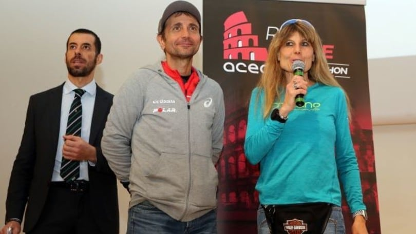 Presentata Acea Run Rome The Marathon con la Sindaca Raggi