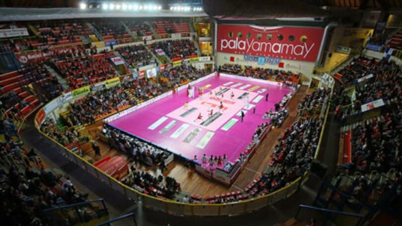 Le finali di Coppa Italia Femminile al Palayamamay