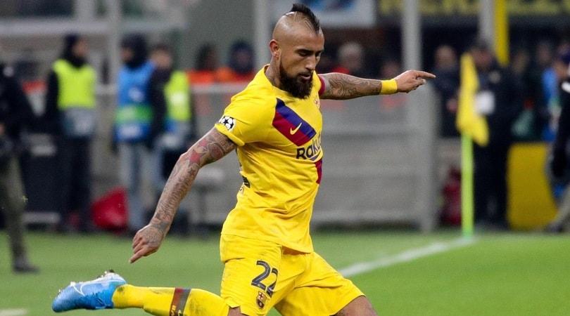 Barcellona, Vidal: