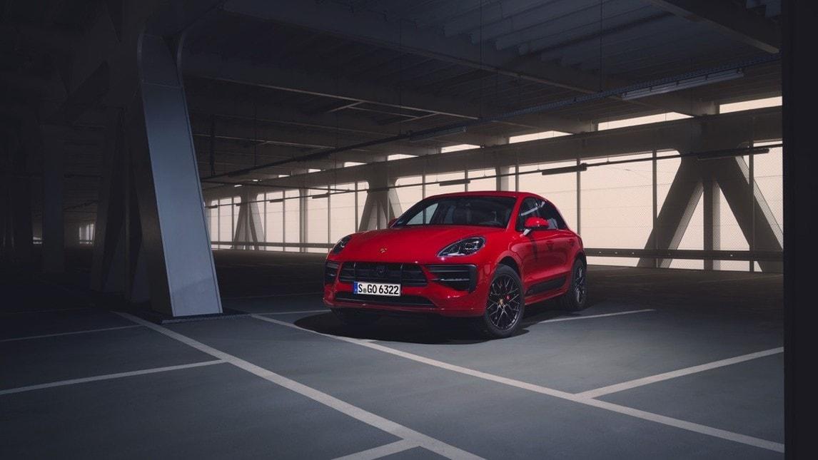 Porsche Macan GTS, le foto