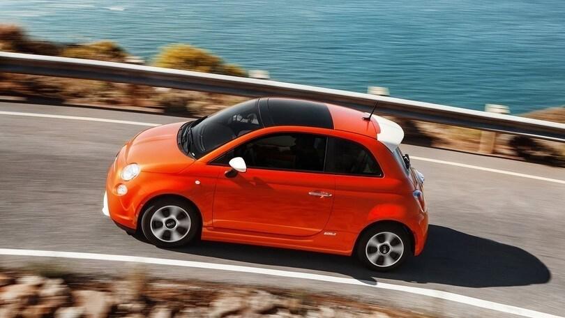 Fiat 500 elettrica, prosegue lo sviluppo: iniziati i test su strada