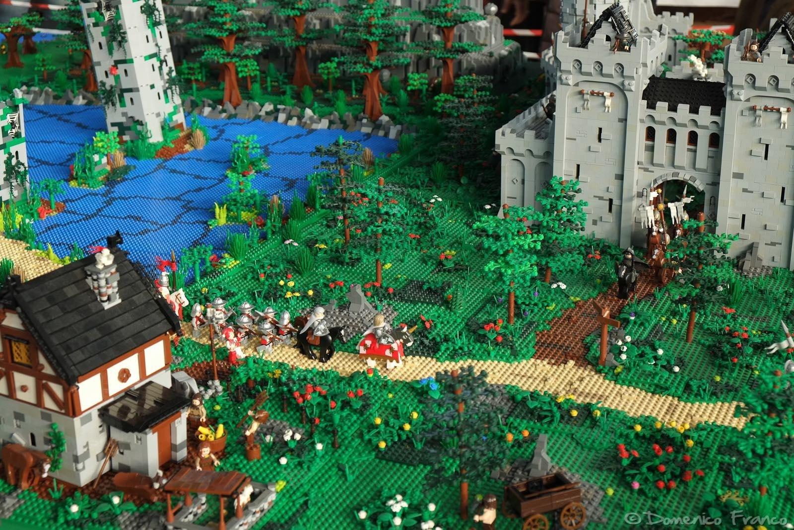 I Love Lego, la mostra: FOTO