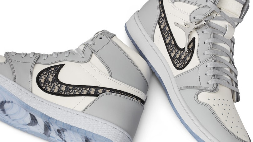 Jordan e Dior insieme per la sneaker da avere