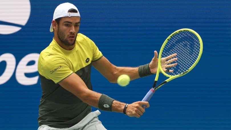 Berrettini aiuta Tennis for Africa