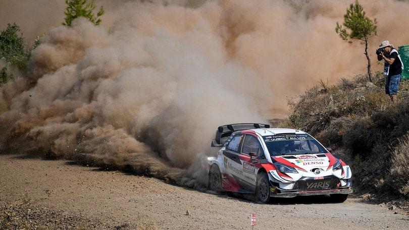 Mondiale Rally, Pirelli fornitore unico dal 2021