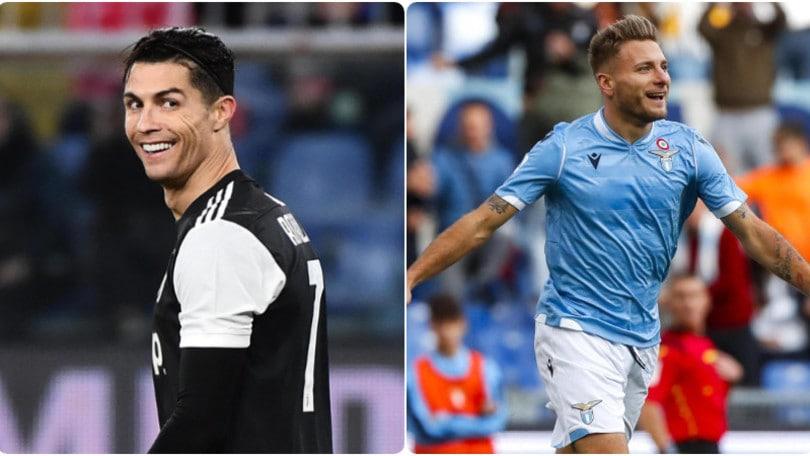 Diretta Juventus Lazio Ore 17 45 Probabili Formazioni E Dove Vederla In Tv Corriere Dello Sport