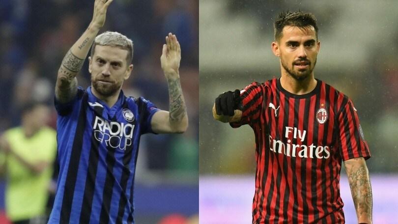 Diretta Atalanta-Milan ore 12.30: formazioni ufficiali e come vederla in tv
