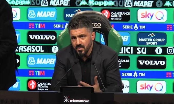 """Gattuso: """"Riportiamo l'entusiasmo in città"""""""