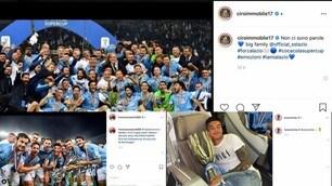 La Lazio vince la Supercoppa Italiana, festa grande anche sui social