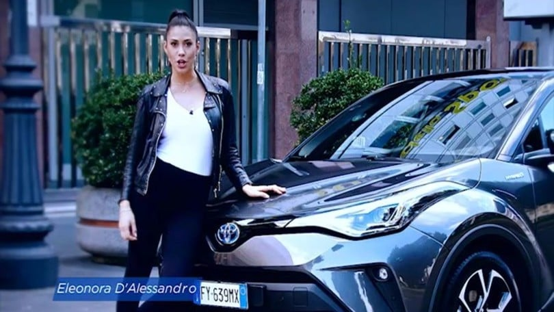 Test Drive Experiences: la prova di Vallelunga del nuovo Toyota c-HR Hybrid