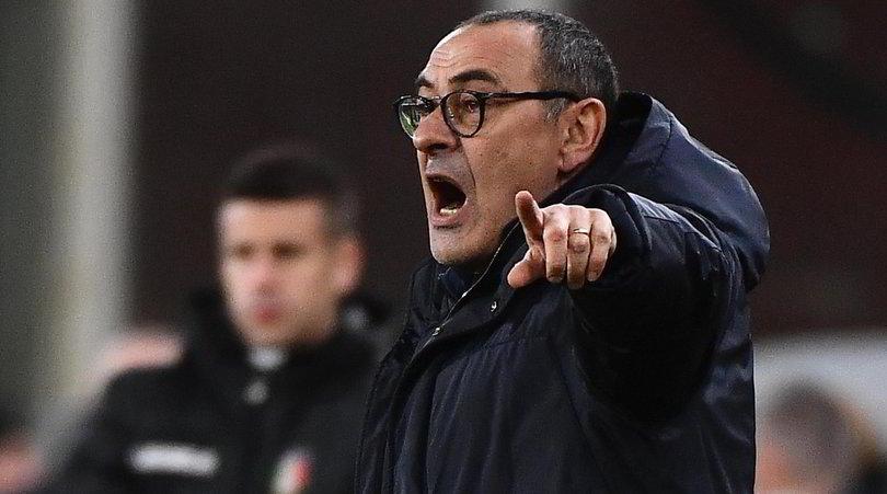 """Sarri: """"La mia Juve deve vincere e convincere"""""""