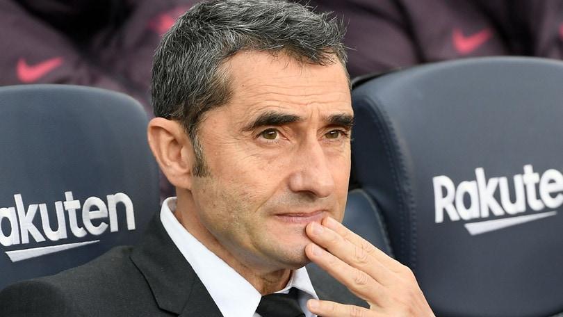 Barcellona, Valverde ricorda: