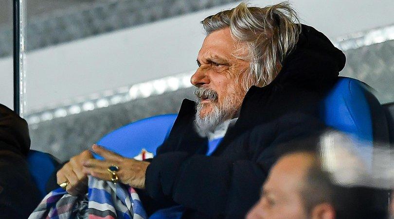 Striscioni contro Ferrero, daspo per 2 ultras della Sampdoria