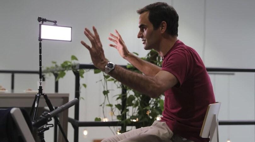 """Federer: """"Quando smetterò? Vorrei saperlo anche io"""""""