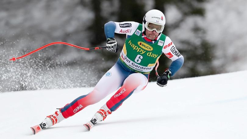 Sci Alpino, Coppa del Mondo: Roger precede Paris e Casse nelle prove libere