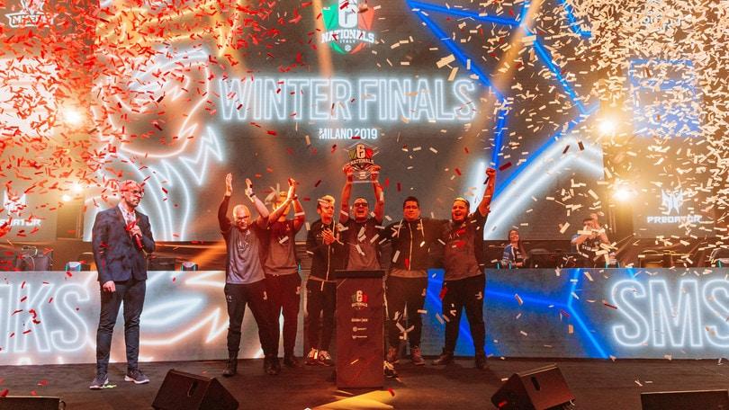 PG Nationals Rainbow Six Siege: Mkers ancora campioni