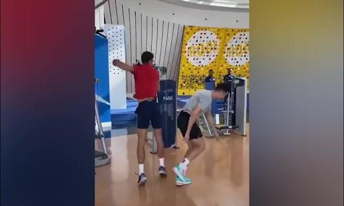 Cr7-Djokovic: chi saltà più in alto?