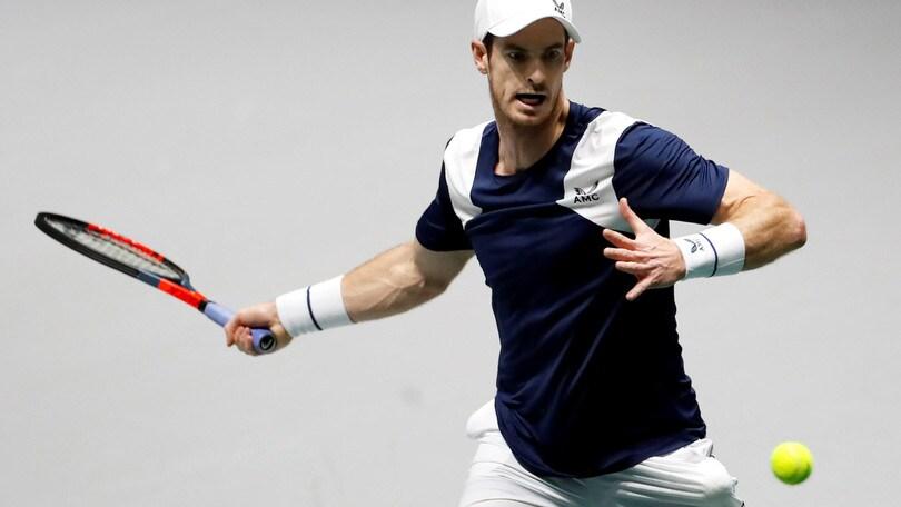 Australian Open, Murray non ci sarà