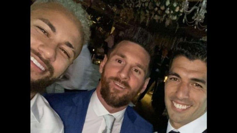 Psg, Al Khelaifi furioso con Neymar per una foto sui social