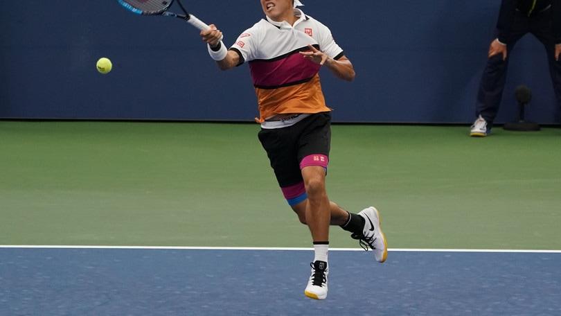 Nishikori salta per infortunio Australian Open e Atp Cup
