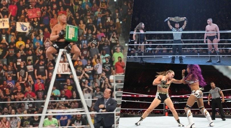 WWE, i migliori 10 match del 2019