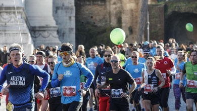 Atleticom We Run Rome, che festa nella capitale!