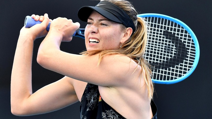 Sharapova torna a Brisbane, Venus Williams rinuncia